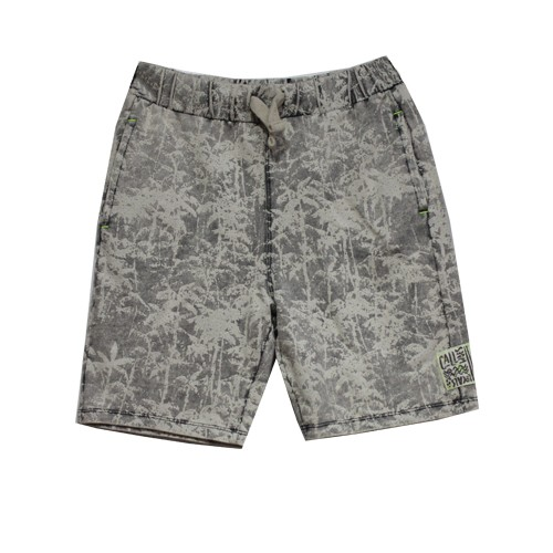 BOYS KNIT PRINTED SHORTS