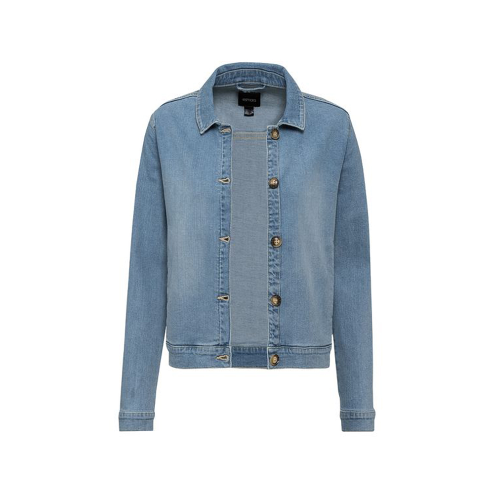Ladys Light Blue Denim Jacket